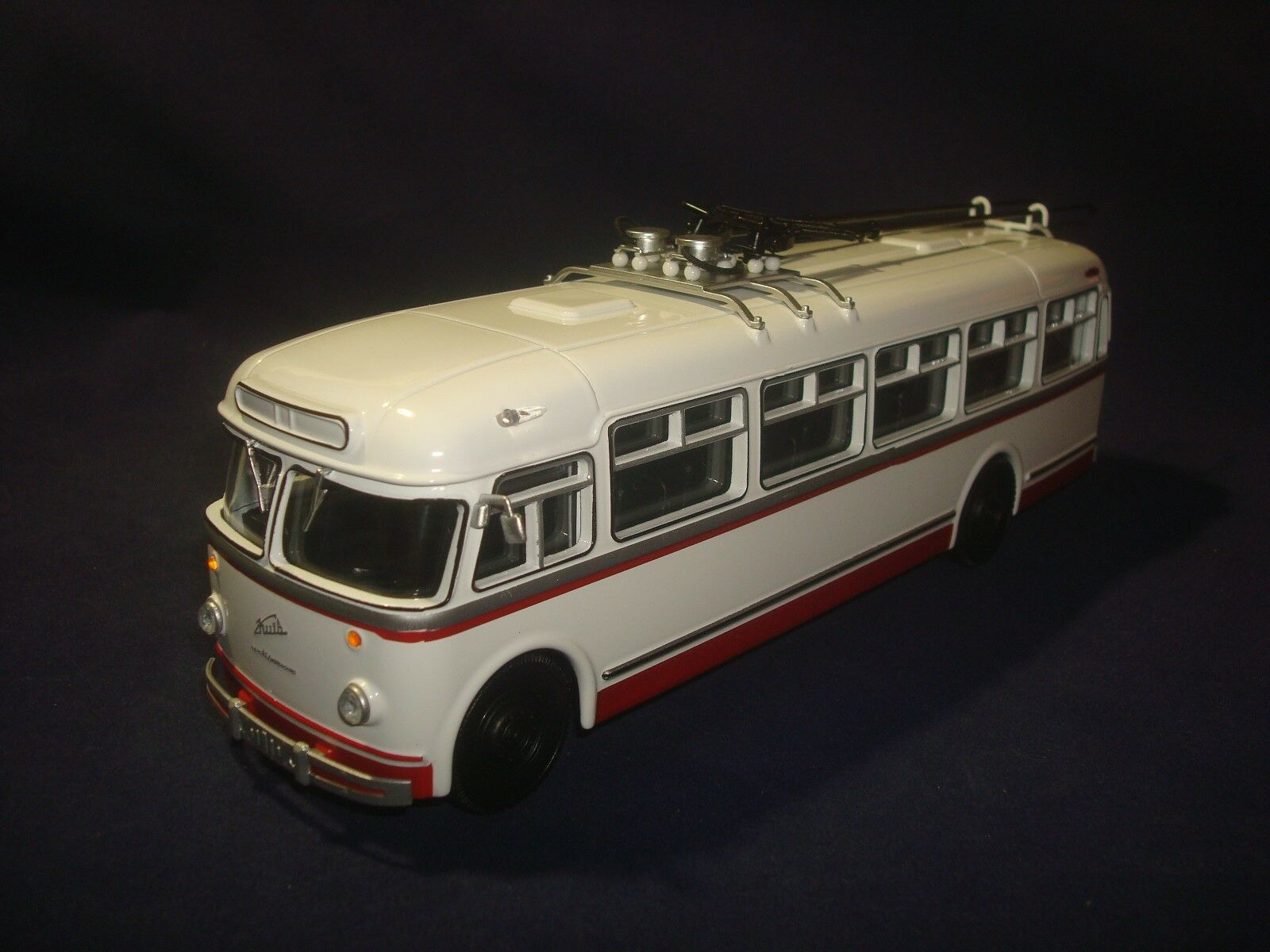Trolleybus KTB-4 KIEV (1963-1969) Soviet Bus 1 43