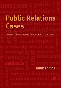 Public-Relations-Cases-9th-Edition-by-Jerry-A-Hendrix-Author-Darrell-C-Haye