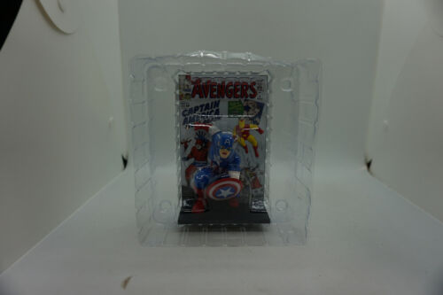 Loot Crate April 2019 Showdown Avengers 3D Comic Standee Marvel Captain America