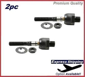 2 Pc Inner Tie Rod Kit EV800461
