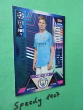 Topps Champions League 18 2019 limited Edition De Bruyne Squad Match Attax LE15