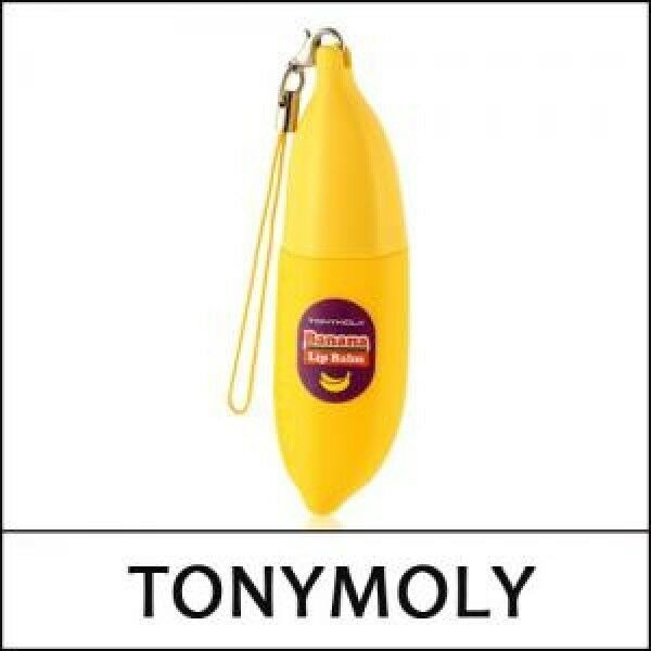 [TONY MOLY] TONYMOLY Delight Dalcom Banana Pong-Dang Lip Balm 7g / Korea / (LS일)