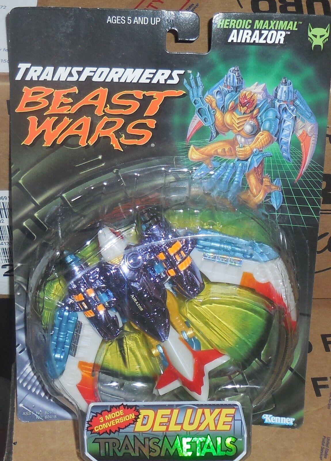 Transformers Bestia Guerre Transmetals Airazor Mosc Nuova Figura