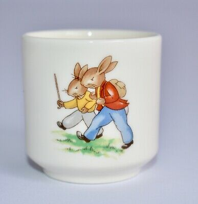 NEW Royal Doulton Bunnykins Nursery Eggcup