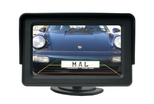 """4.3/"""" Pulgadas TFT Monitor Pantalla para Cámara de marcha atrás LCD pantalla"""