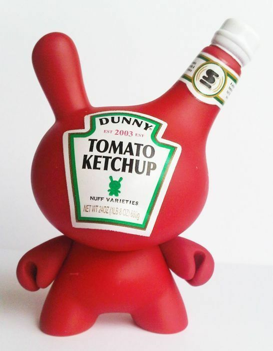 SKET ONE (us) Figurine collector + boite - 2010 - KIDROBOT  graffiti futura seen