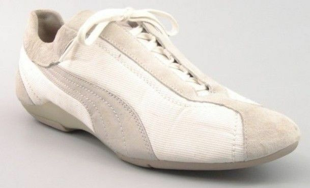 New PUMA Women Fabric Walking Comfort Casual Yoga Sneaker Athletic Shoes Sz 8 M