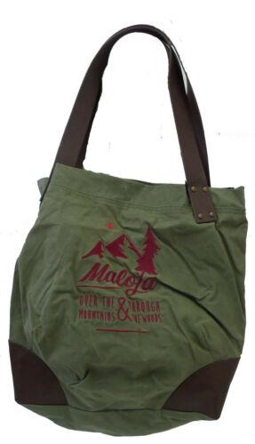Snow Shopping Bag Tasche Shopper div col//gr 20706 Occasion Maloja BistortaM