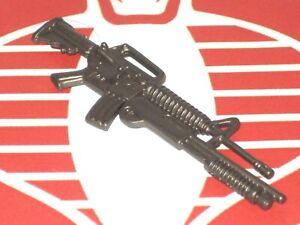 GI Joe Weapon MUSKRAT Gun 1993 Original Figure Accessory #4