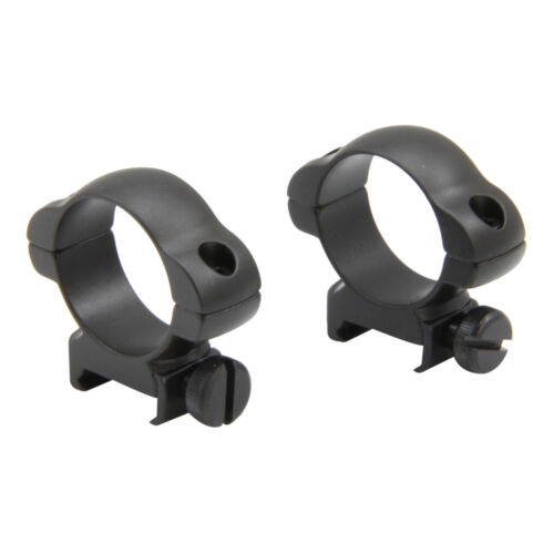 CCOP USA 30mm Thumbnut Lock Picatinny Rail Scope Rings Medium Profile SR-3004WM