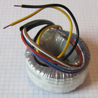 2pcs Lot Power Toroidal Transformer - 30va 9.2v 3a - Input 2 X 110v