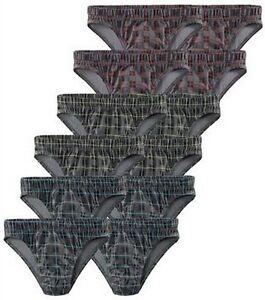 Nouveau-12-piece-slips-all-over-carreau-4x-vert-4x-rouge-4x-bleu-taille-3-le-jogger-618278