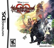 Kingdom Hearts 358/2 Days Nintendo DS Game Brand New and Sealed