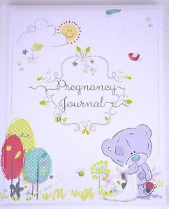 carte blanche me to you tiny tatty teddy bear pregnancy journal