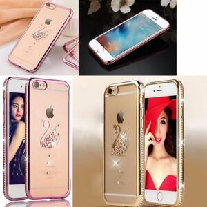 For-New-iPhone-5-6-Case-Transparent-Crystal-Clear-Case-Gel-TPU-Soft-Cover-Skin