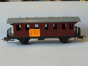 Piko-Personenwaggon-Modelleisenbahn-Eisenbahn-Spur-H0-340-328