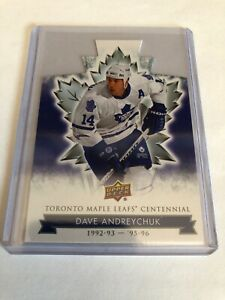 Dave-Andreychuk-2017-UD-Toronto-Maple-Leafs-Centennial-Die-Cut-91-SP