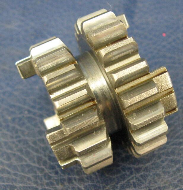 Honda CR125 Transmission Main Shaft Third Gear 1979 CR125R
