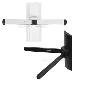 Under Led Tv Bracket Cable Box Dvd Wall Mount Dvr Dds