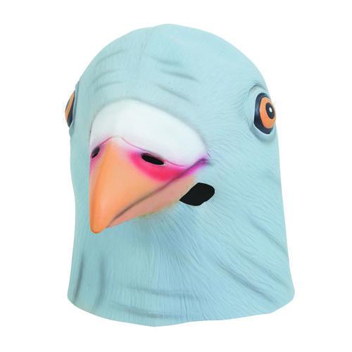 Pigeon Overhead Lattice Maschera Costume Costume di Scena Stag Do