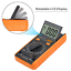 LCR Meter Digital Capacitance Inductance Resistance Tester with Battery Clip Bag