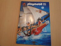PLAYMOBIL - großer Jahreskatalog von 2007/2008 - Sammlerstück mit Bestellkatalog