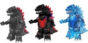 Godzilla Mini Figure Nouveau Vendeur Britannique S'adapte Major Brand Blocs Briques Japon-afficher Le Titre D'origine 0fvmc4db-07184039-386322246
