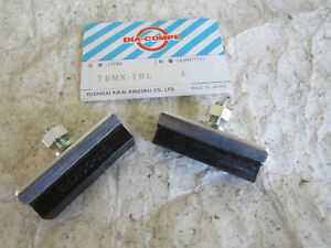 DIA-COMPE-NOS-MX-1000-BRAKE-SHOES-PADS-BMX-JAPAN-900-890-901-883-880-VINTAGE