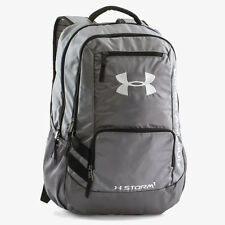 UNDER ARMOUR NEW Sac à dos Hustle II Gris sac BNWT