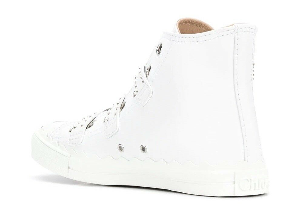 CHLOE chaussures chaussures chaussures femmes KYLE HIGH TOP baskets SUSANNA CHC18S21091 Chloé e4e236