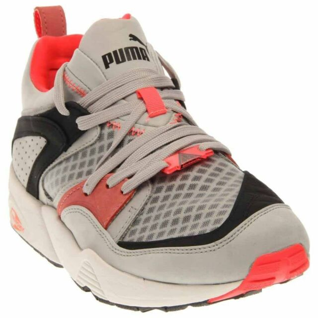 4dc2ddbd7 PUMA Blaze of Glory Trinomic CRKL 35777203 Grey Running Shoes Medium ...
