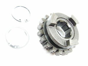SUZUKI-TRANSMISSION-6TH-DRIVEN-GEAR-19T-1992-1993-1994-1995-1996-1997-RM125