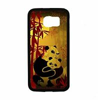 Panda Love For Samsung Galaxy S6 I9700 Case Cover