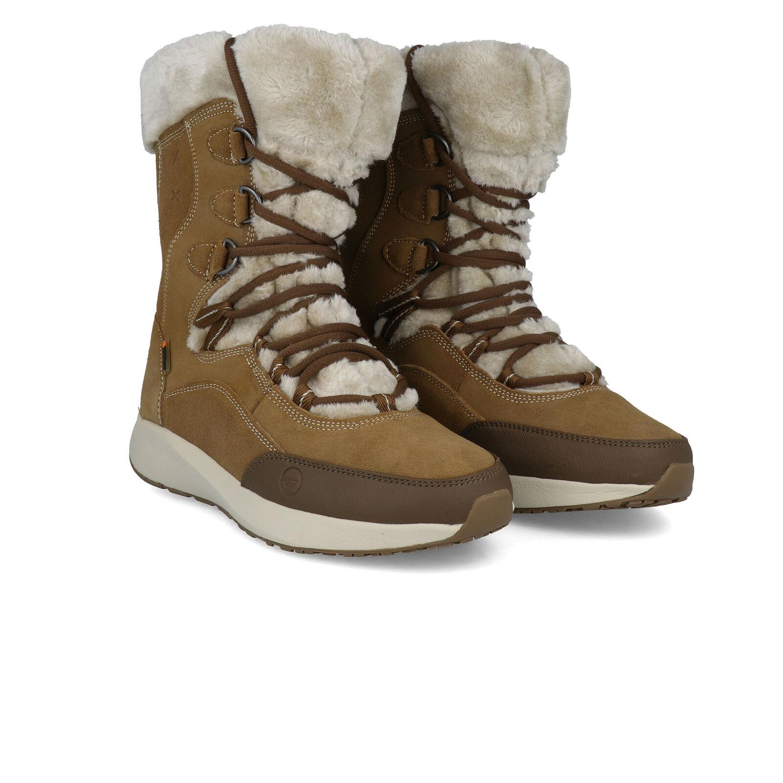Hi-Tec damen Ritzy 200 WP Walking Stiefel - Sand Sports Outdoors Warm Waterproof