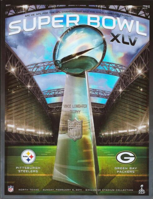 Green Bay Steelers Super Bowl