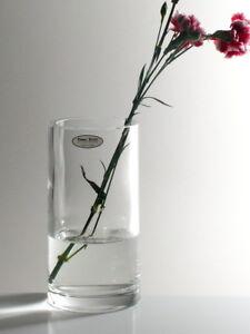 Time Tree Handmade Turkish Glass Freeform Vase Height 25cm Diameter 13cm
