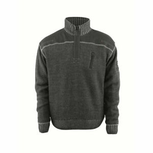 Mascot-Naxos-Frontline-Knitted-Jumper-With-Half-Zip