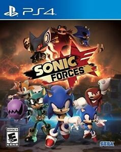 PLAYSTATION-4-PS4-VIDEO-GAME-SONIC-FORCES-BRAND-NEW-AND-SEALED