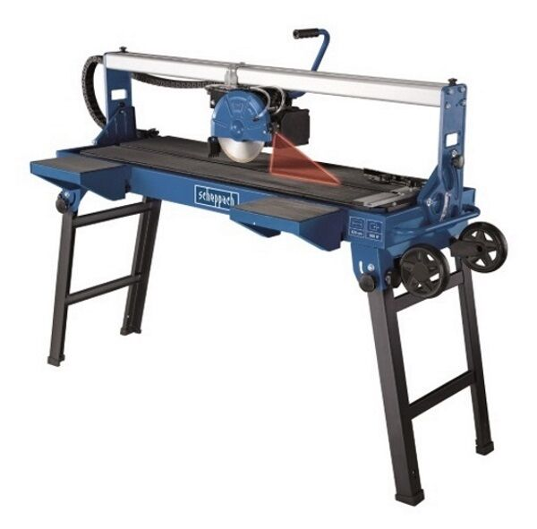 Scheppach Fliesenschneider FS 4700 mit Laser 1200 mm  Schnittlänge | Bequeme Berührung  | Stabile Qualität  | Neuer Eintrag