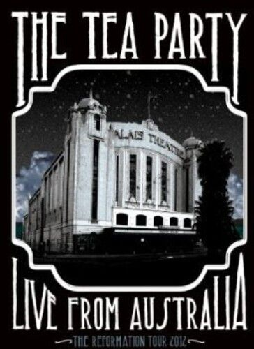 1 of 1 - The Tea Party - Live from Australia [New CD]