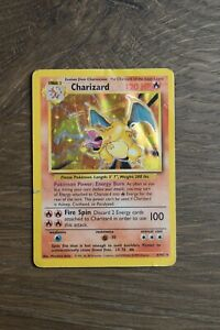 Charizard-4-102-Holo-Original-Base-Set-Pokemon-card-1999-Very-Rare