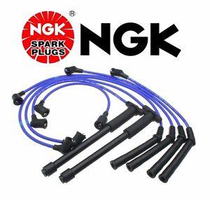 Details about For NGK Set Spark Plug Wires Pickup Truck for Nissan  Pathfinder D21 Hardbody