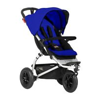 Mountain Buggy Swift 3 Wheeler All Terrain Pushchair Brand