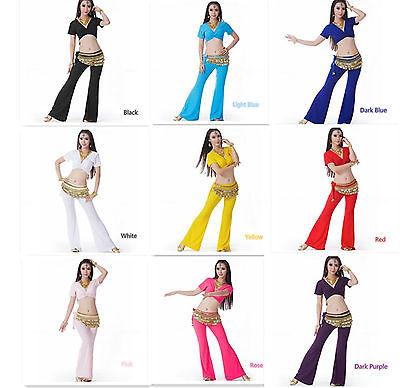 Tribal Belly Dance Costume Choli Top Dancewear Prastice Top (No Pant No Belt)