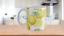 Watercolor Seamless Background Of Lemons Coffee Mug 11 Oz