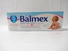 Balmex Balmex Diaper Rash Cream With Zinc Oxide, 4 oz EXP: 07/2018
