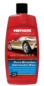 Mothers-California-or-Pure-Bresil-Cire-Carnauba-Ultimate-Cire-Systeme-Pas