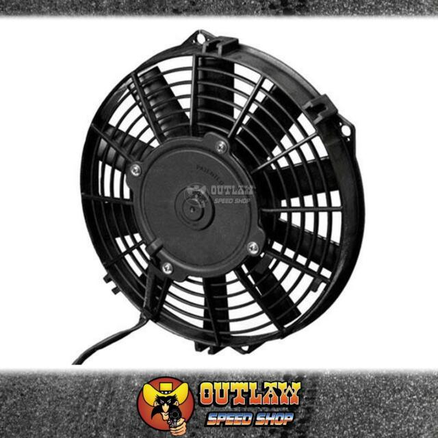 """SPAL ELECTRIC COOLING FAN 16"""" ELECTRIC THERMO FAN STRAIGHT - SPEF3510"""