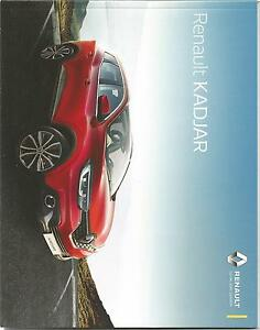 Catalogo-Folleto-Catalogo-Prospecto-Renault-Kadjar-48-Paginas-Ano-2015