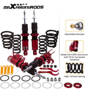 24 Levels Adj. Damper Coilover Kit For Holden VE Commodore Ute Sedan Wagon 06-13